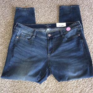 Boutique Plus Skinny Leg Jeans